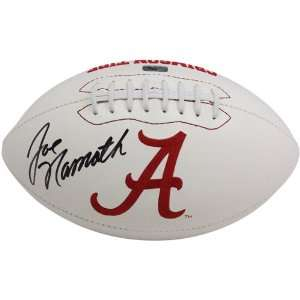 Rawlings Alabama Crimson Tide Joe Namath Autographed Full