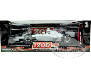Brand new 118 scale diecast model car of 2011 Blank White Autograph