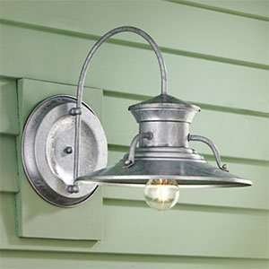 Norwell Lighting 5155 NGGA Galvanized Indoor & Outdoor