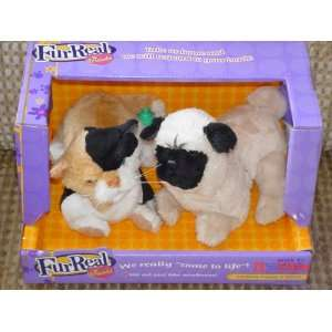 Furreal Friends Newborn Puppy & Kitten Toys & Games