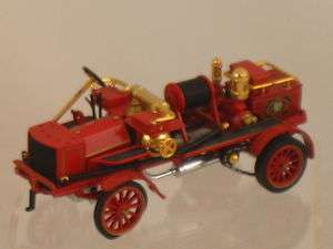 Rare1904 Merryweather Fire Engine (New Listing) by Matchbox