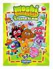 moshi monsters trading card album