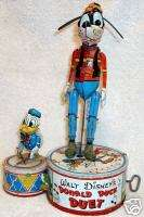 Walt Disneys DONALD DUCK DUET © 1947 Marx Toys