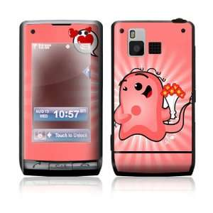 LG Dare VX9700 Skin Sticker Decal Cover   Girly Love
