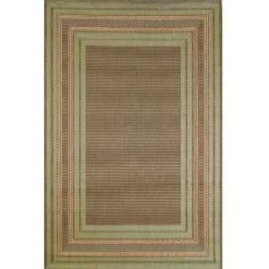 Liora Manne Terrace Rug Collection   Etched Moss