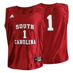 South Carolina Gamecocks Kids 4 7 Replica Basketball