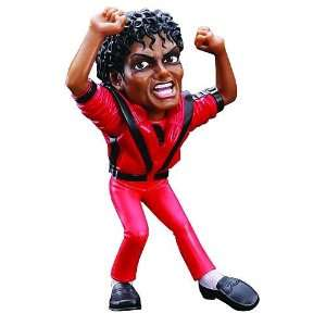 King Of Pop Thriller Vinyl Figure Regular Version Toys & Games