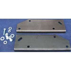 97 04 DODGE DAKOTA STEP BUMPER MOUNT KIT TRUCK, For diamond type
