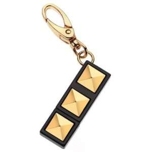 Glam Noir 2GB Cute Bling Gold USB Flash Drive in The Stud