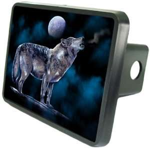 Full Moon Wolf Custom Hitch Plug for 2 receiver from Redeye Laserworks