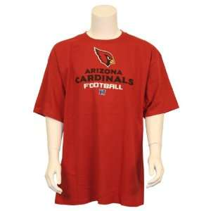 Arizona Cardinals Football NFL T Shirt  2XL Sports