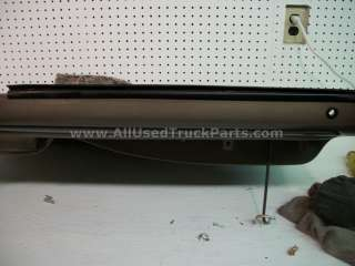 Panel RH Side Ford Truck Pickup Bronco F150 F250 F350 Passenger