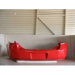 Ford Focus Cooupe Rear Bumper Cover 09 10 Automotive