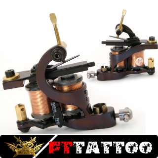 new tattoo machine gun liner shader handmade fttattoo smooth running