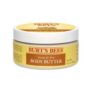 Burts Bees Body Care Honey, Almond & Shea Body Butter 6.5 oz. Butters