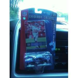 New York Giants 2006 Upper Deck Collectibles NFL Mustang Gt with Eli