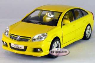 OPC 132 Alloy Diecast Model Car With Sound&Light Yellow B196c