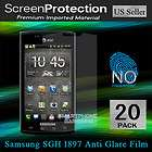 Anti Glare Screen Protector for Samsung Mythic A897