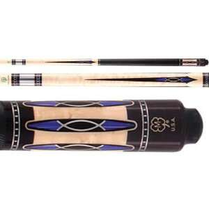 McDermott 58in G Series G703 Two Piece Pool Cue