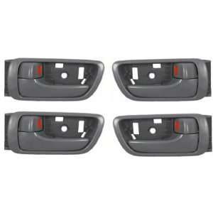 02 06 Motorking Toyota Camry Gray Replacement 4 Inside Door Handles 02