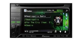 P3300BT 5.8 In Dash DVD/CD/Ipod Double DIN Car Stereo Receiver
