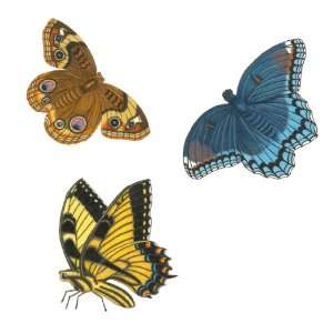 Wild Life Animals Wall Sticker Mural Butterflies