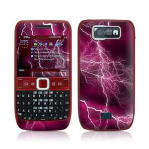 Design Decal Skin Sticker for the Nokia E63 Cell Phone Electronics