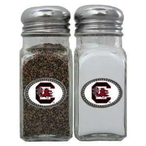 South Carolina Gamecocks NCAA Logo Salt/Pepper Shaker Set