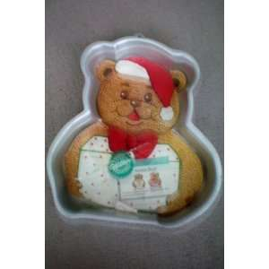 Wilton Christmas Santa Bear Cake Pan    RETIRED