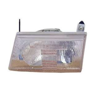 Ford Econoline Driver Side Replacement Headlight
