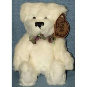 White Bear Plush 6 Teddy Bear Stuffed Toy Toys & Games