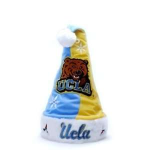 UCLA Bruins Santa Claus Christmas Hat   NCAA College