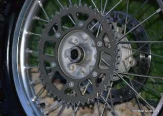 2006 Honda CRF250R Rear Wheel