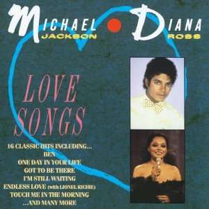 Love Songs Michael Jackson, Diana Ross  Musik