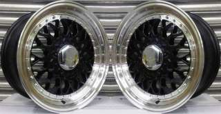 15 BBS RS ALLOY WHEELS EURO LOOK CITROEN AX 92 97