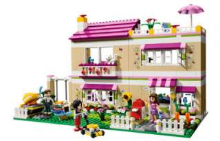 New Lego Friends Olivias House 3315