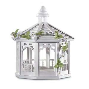 Traditional Gazebo Birdfeeder Patio, Lawn & Garden