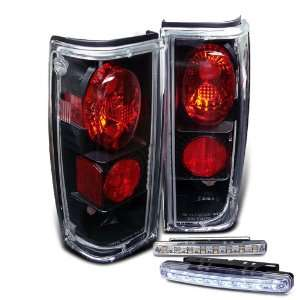 Blazer Jimmy Sonoma Tail Lights + LED Bumper Fog Brand New Automotive