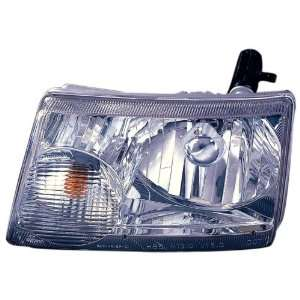 Ford Ranger Replacement Headlight Assembly   Driver Side Automotive