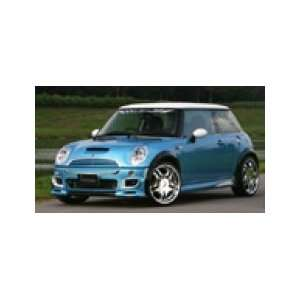 Veilside 02 07 Mini Cooper Ver.2 Front Bumper Automotive