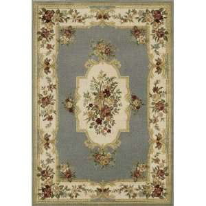 Dalyn Avalon AN48 Blue Country 2 x 7 Area Rug