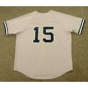 THURMAN MUNSON New York Yankees 1976 Majestic Throwback