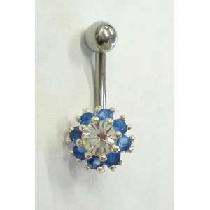 Crystal Gems Belly Ring