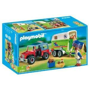 Horse Trailer Toys & Games