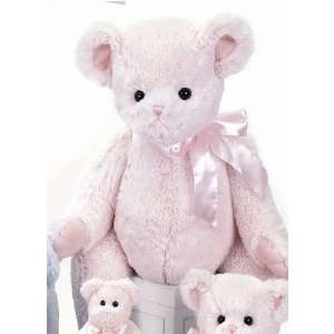 Giant Plush Pink Teddy Bear for Baby Girl by Bearington Toys & Games
