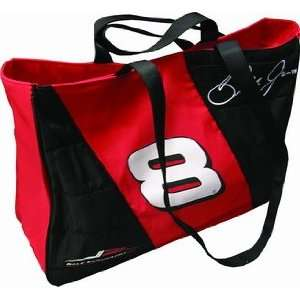 Dale Earnhardt Jr Nascar Racing Tote Bag