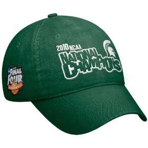 Nike Michigan State Spartans Green 2010 NCAA Division I