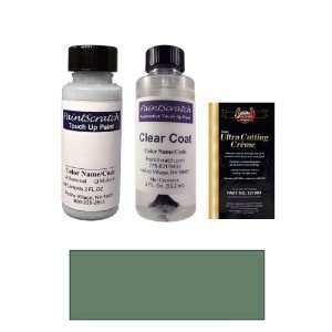 2 Oz. Blackwatch Green Metallic Paint Bottle Kit for 1979