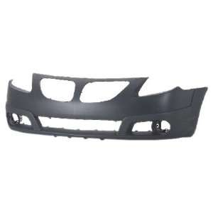 OE Replacement Pontiac Vibe Front Bumper Cover (Partslink