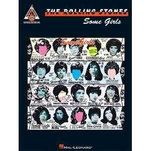 Rolling Stones Some Girls (Guitar Recorded Versions